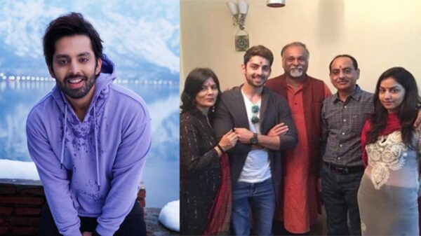 Himansh Kohli talks about his family