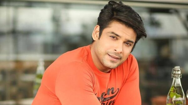 Sidharth Shukla relation