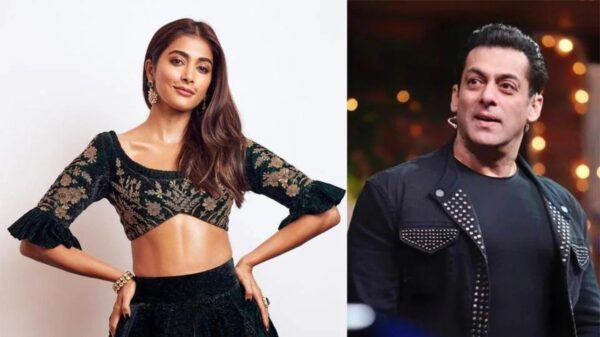 Pooja Hegde Salman Khan movie