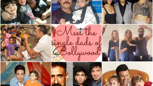 Single dads of Bollywood