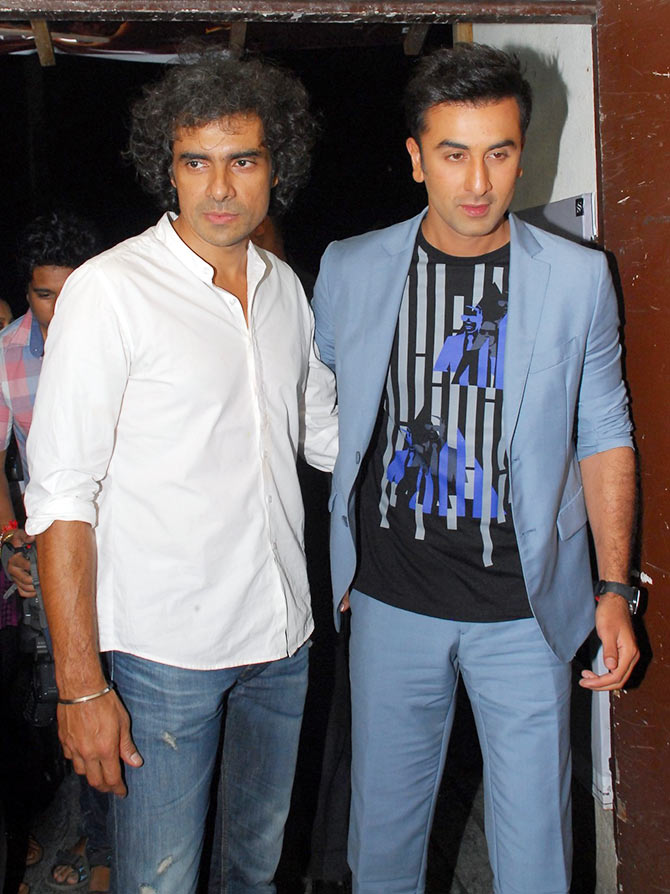 Enigmatic director-actor duo Ranbir Kapoor and Imtiyaz Ali to collaborate again?
