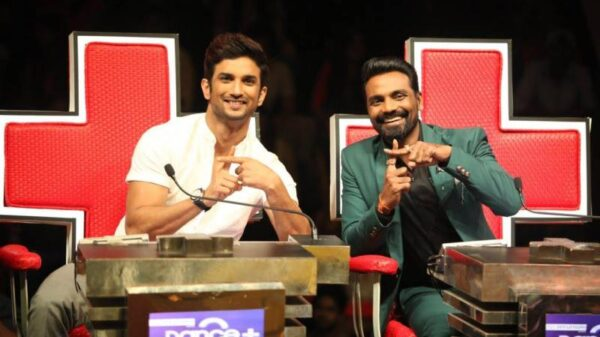 Sushant Singh Rajput Wanted To Do A Dance Film With Remo | Remo D'souza gets 'goosebumps' recalling his last conversation with the actor