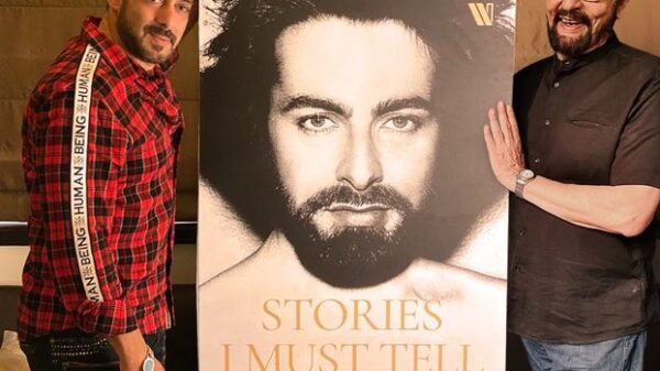 Stories I Must Tell | Salman Khan opens up on owning mistakes while discussing Kabir Bedi's autobiography