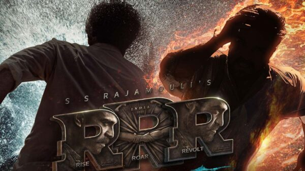 Jr NTR and Ram Charan fight sequence