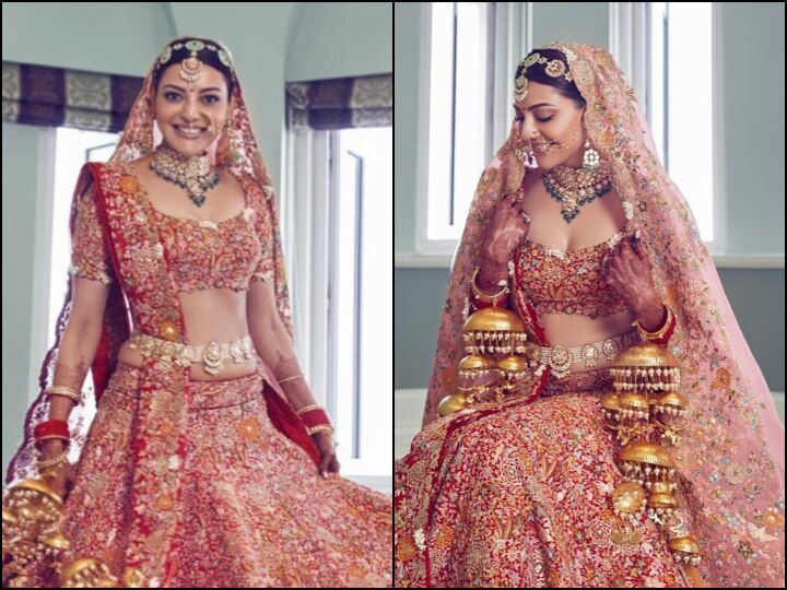 Bollywood Brides who wore Red
