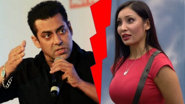 Sofia Hayat bashes Salman Khan for his repetitive strategies | For using Eid festivities for films - To romancing younger girls