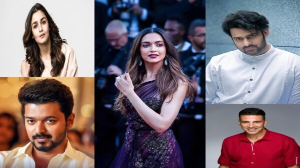 B-Town Celebs who made headlines for their unbelievable pay for upcoming projects | Know the names here