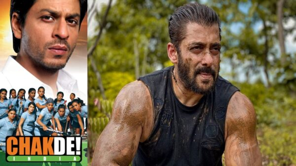 Did you know bollywood dabang was offered chak de india
