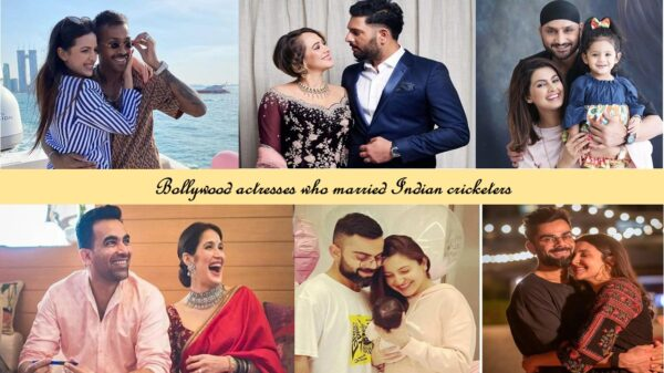 Bollywood actresses who married Indian cricketers | Deets Inside