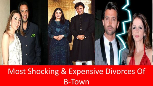 The most expensive divorces of Bollywood | From Hrithik Roshan-Sussane Khan to Prabhudheva-Ramlath