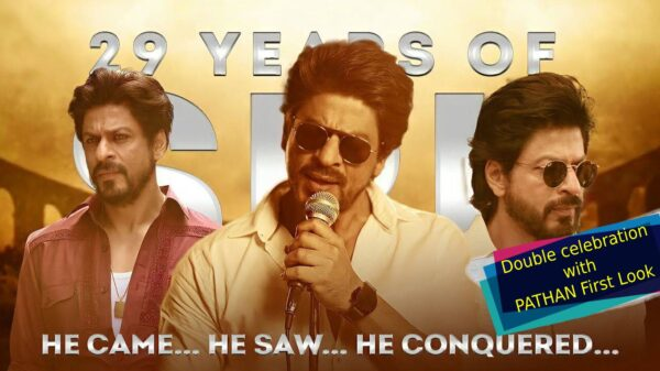 29 years of SRK in Bollywood