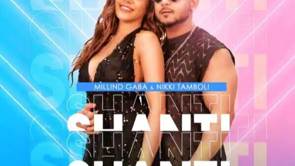 Shanti song: Millind Gaba's Shanti Song is strictly for die-hard hip-hop fans