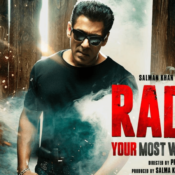 Radhe – Your Most Wanted Bhai releases in 2 cinemas in Maharashtra