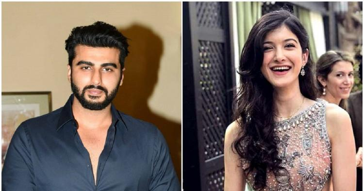 Arjun Kapoor on sister Shanaya Kapoor's Bollywood journey   'Entire family are behind her in her endeavor'