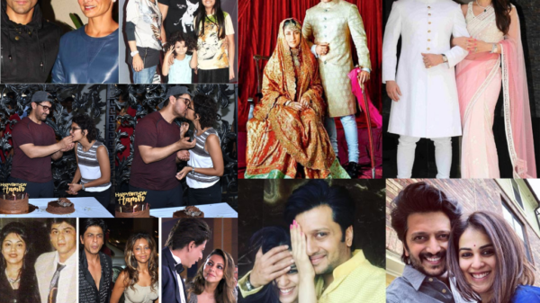 Inter-caste marriage of Bollywood
