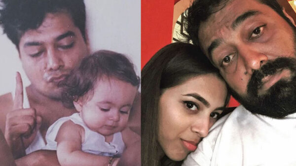 Aaliyah Kashyap in a candid chat with her dad - Anurag Kashyap teaches a lesson to modern parenting