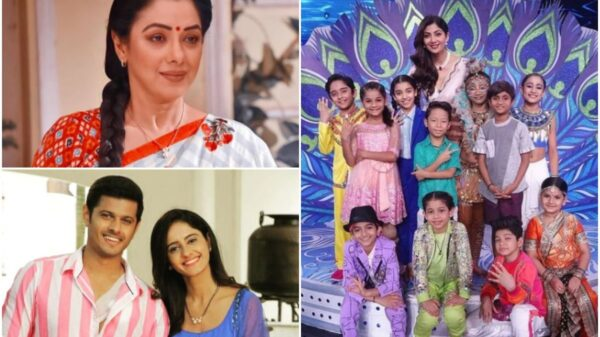 TRP report for the Week 24th is finally out | Anupamaa breaks its own records