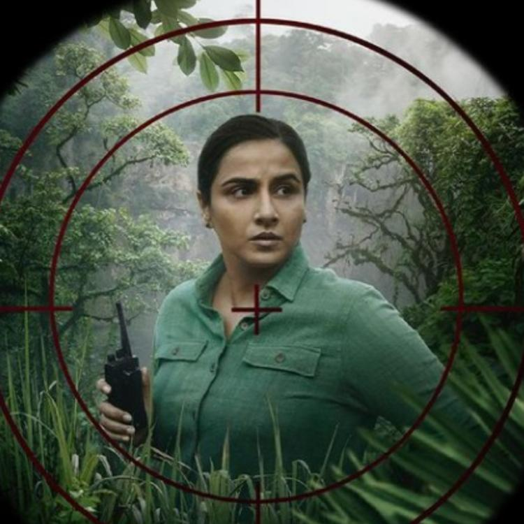 Sherni: Vidya Balan opens up on her character of a female forest officer in a man's world