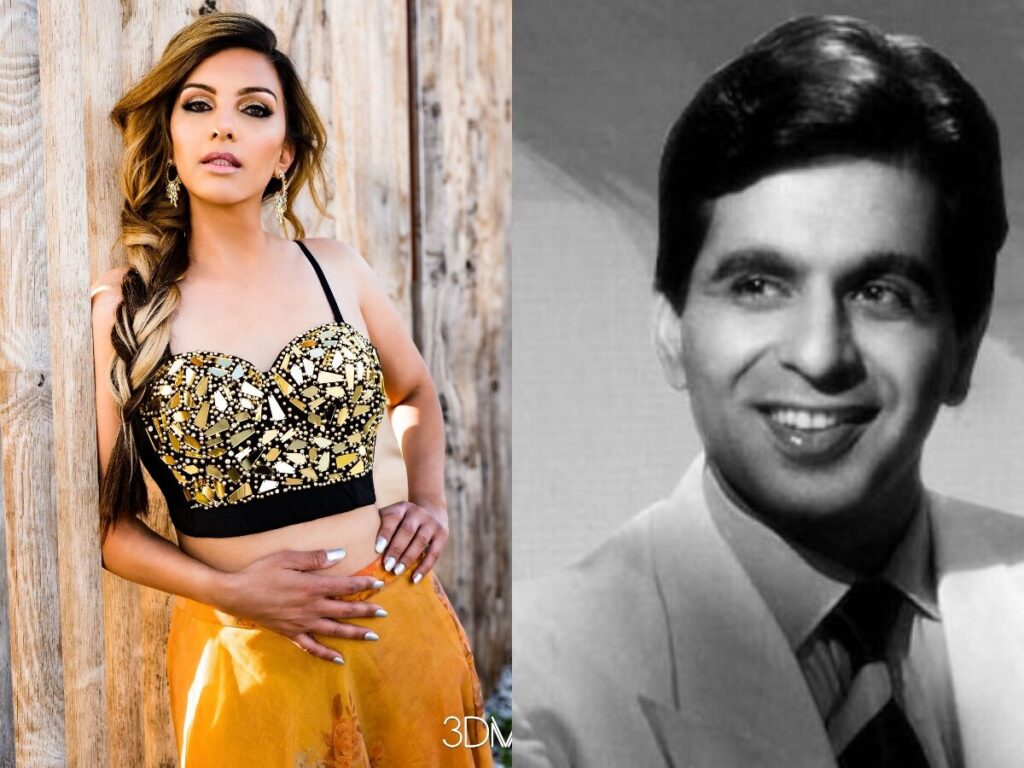 Somy Ali recalls her brief meeting with late Dilip Kumar | Says He was the kindest person I have met