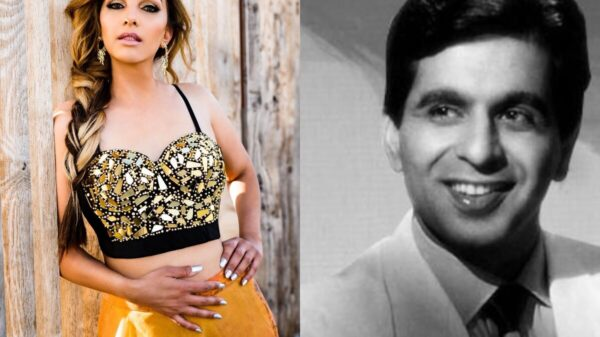 Somy Ali recalls her brief meeting with late Dilip Kumar   Says He was the kindest person I have met