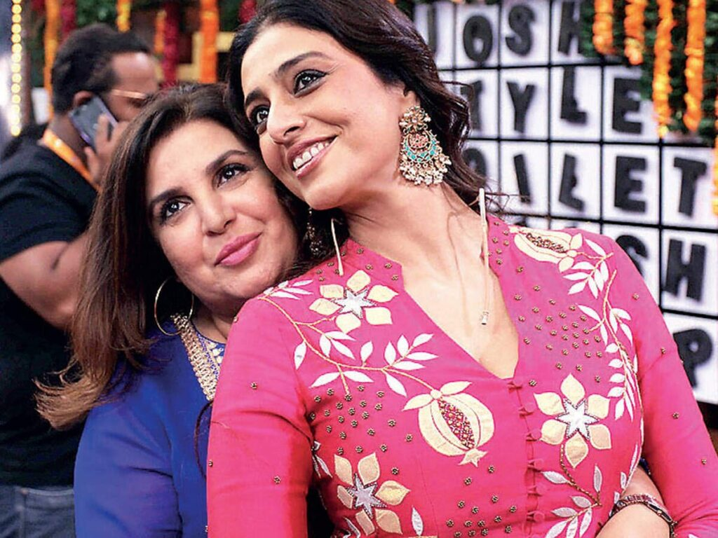 Bollywood versatile actress Tabu To Join Farah Khan on her show Comedy Factory