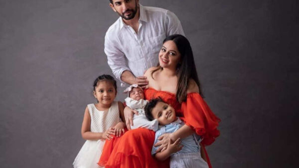 Jay Bhanushali Shares An Awdorable Video Of Daughter Tara | Watch The Video Here
