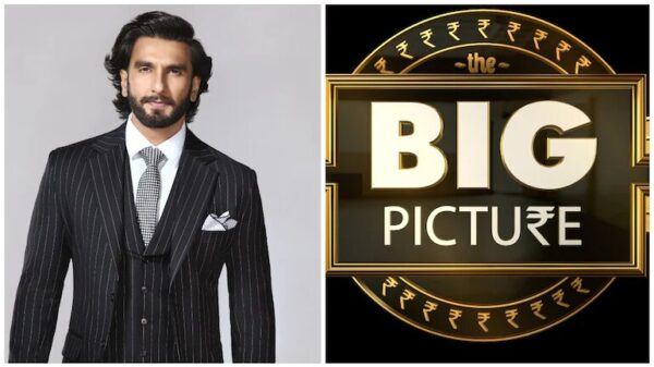 Bollywood actor Ranveer Singh to make his TV debut | 'The Big Picture'