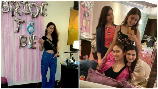 Disha Parmar Bachelorette: Watch the glimpse of the party here