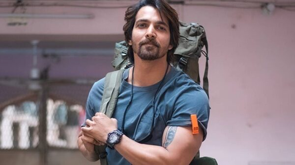 Harshvardhan Rane reveals he worked as a delivery boy in 2004 | Delivered a helmet to John Abraham