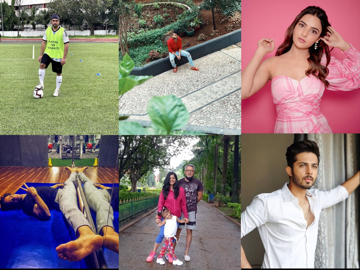Instagram pictures of television actors
