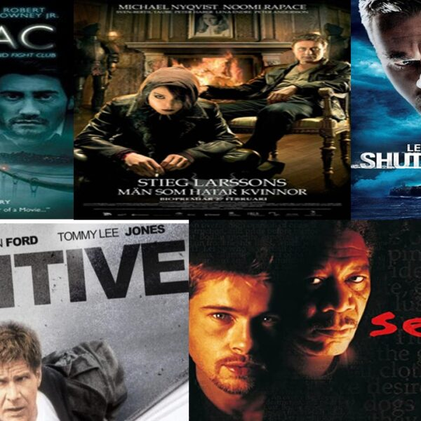 5 Top Rated Murder Mystery Movies That Will Satisfy Your Inner Detective