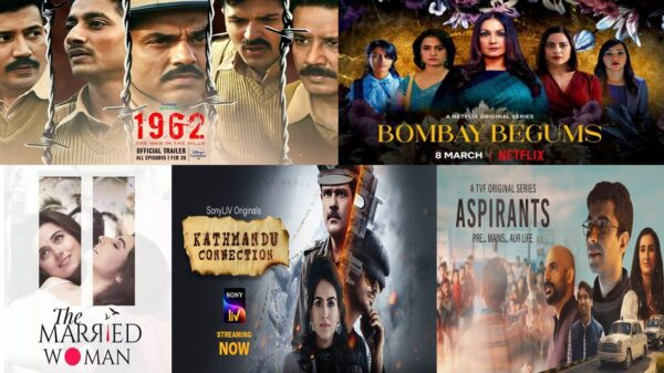 Best Hindi Web Series yet to be added to your watchlist | List Inside