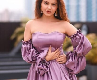 It's raining purple for Rubina Dilaik | Bigg Boss 14 Fame Looks dreamy in a purple gown with high slitsIt's raining purple for Rubina Dilaik | Bigg Boss 14 Fame Looks dreamy in a purple gown with high slitsIt's raining purple for Rubina Dilaik | Bigg Boss 14 Fame Looks dreamy in a purple gown with high slits