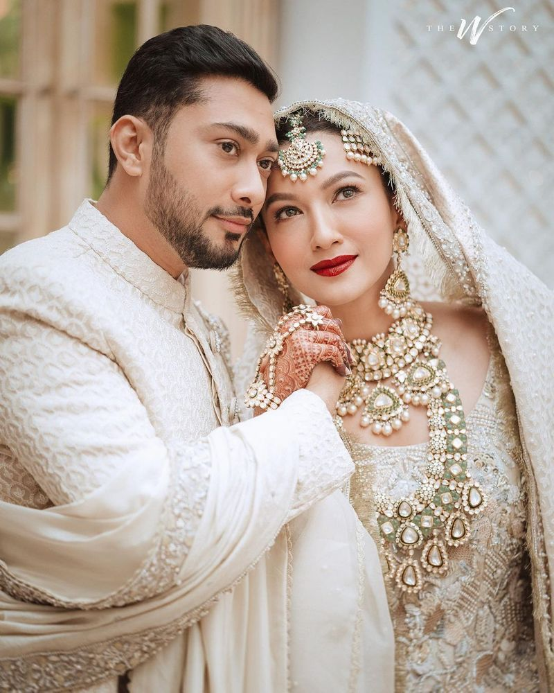 Zaid Darbar threatened Gauhar Khan to call off their wedding if she did not fulfill one wish of his   Deets Inside