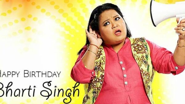 Happy Birthday Bharti Singh: A look at her journey
