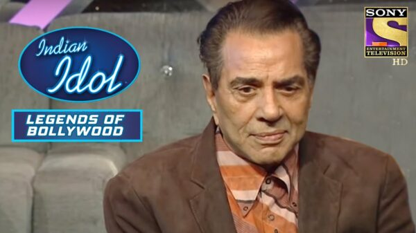 Dharmendra Gets Emotional On Indian Indol 12 Episode | Here's Why
