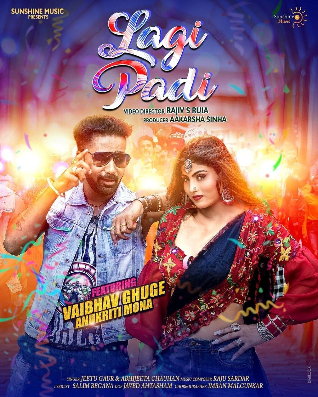 """Vaibhav Ghuge feels blessed about his song Lagi Padi; """"Shilpa Shetty Ma'am was awed by my performance in the song"""""""