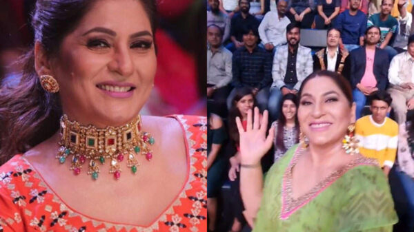 The Kapil Sharma Show: Archana Puran Singh all excited to be back on the set