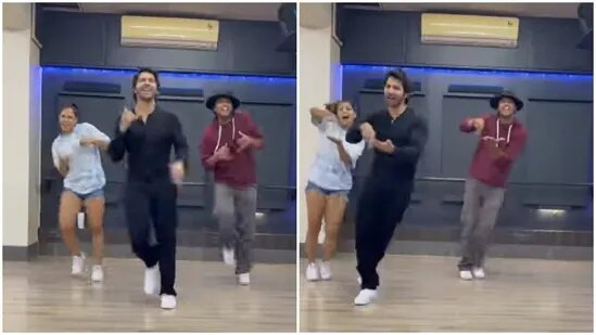 Varun Dhawan called himself BTS ARMY; Grooves to Permission To Dance
