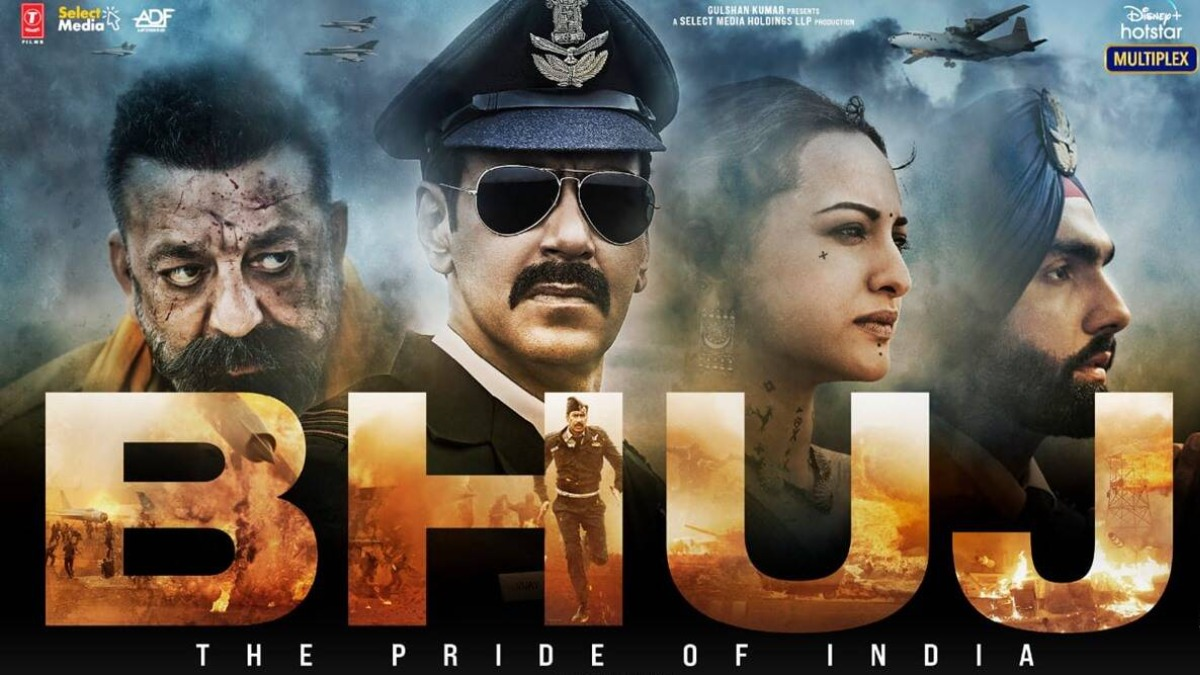 Bhuj review: Perhaps the worst film of the year so far