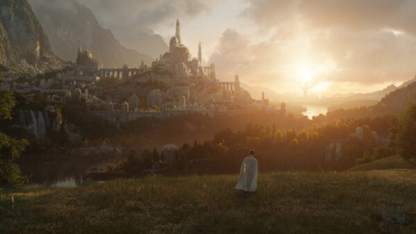The Lord of the Rings series first look unveiled; Series To premiere on Amazon Prime Video