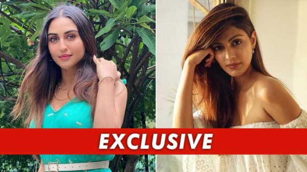 Chehre Fame Krystle D'Souza Supports Rhea Chakraborty; Says, Rhea is 'staying strong'