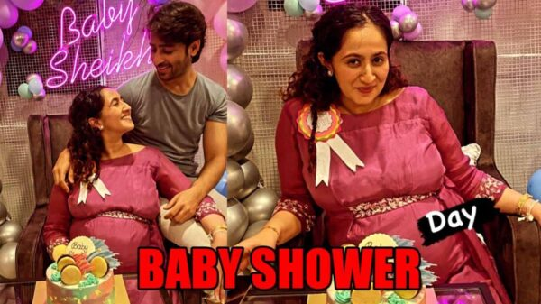Exclusive! Shaheer Sheikh And Wife Ruchika Kapoor Baby Shower Pictures Revealed