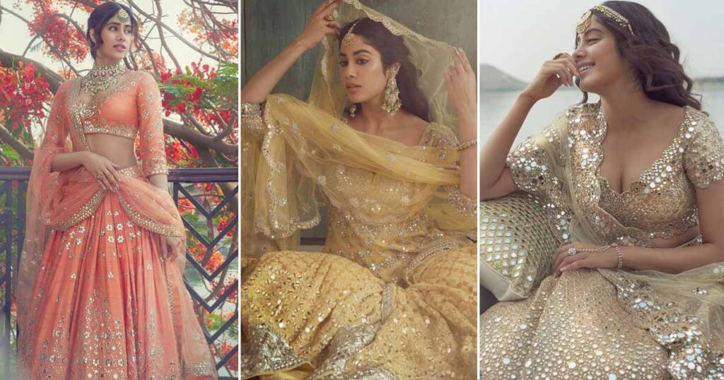 EXCLUSIVE! Janhvi Kapoor shares intimate details about her dream wedding