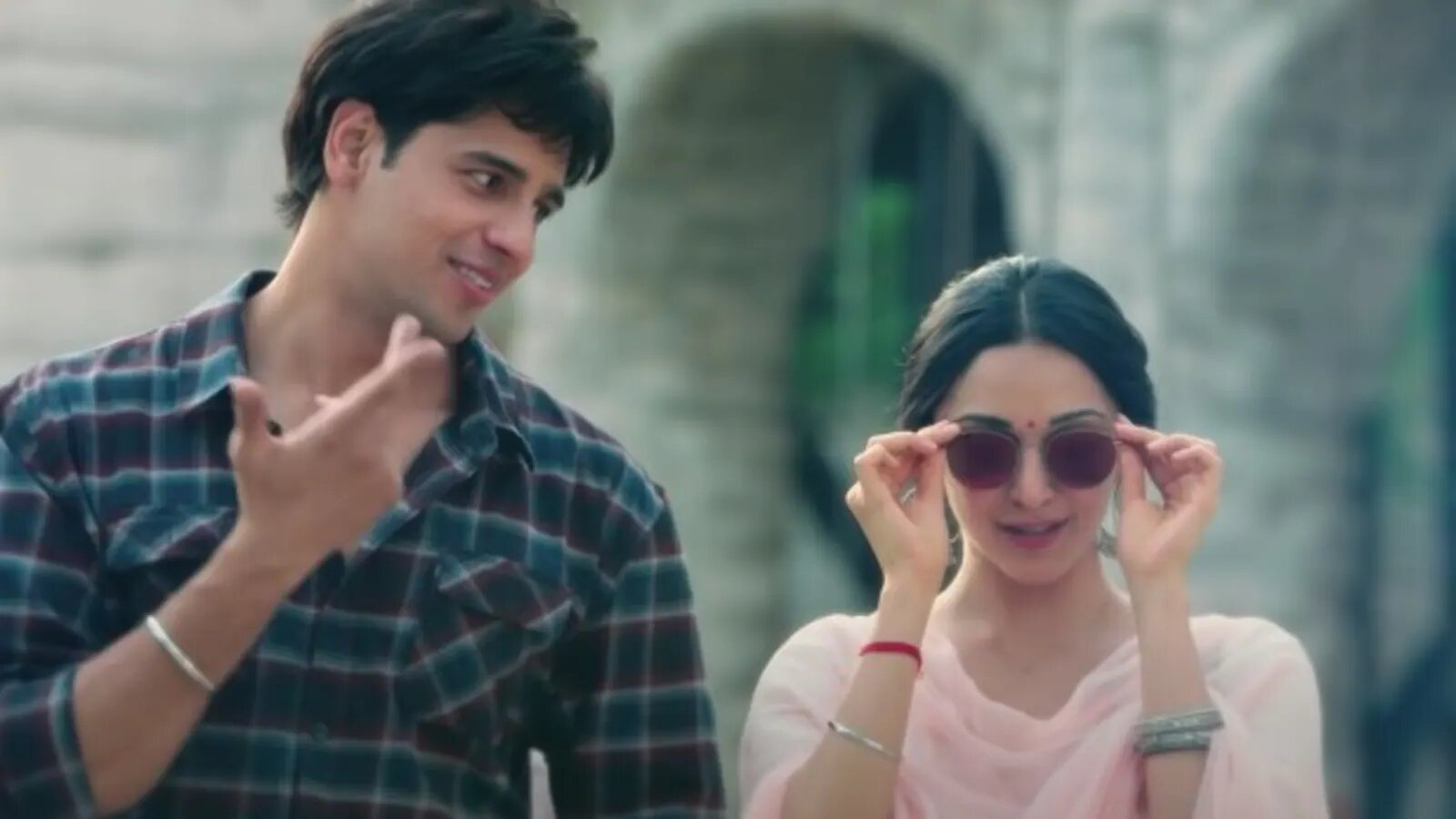 Shershaah Actor Sidharth Malhotra opens up on what he and Kiara connects on