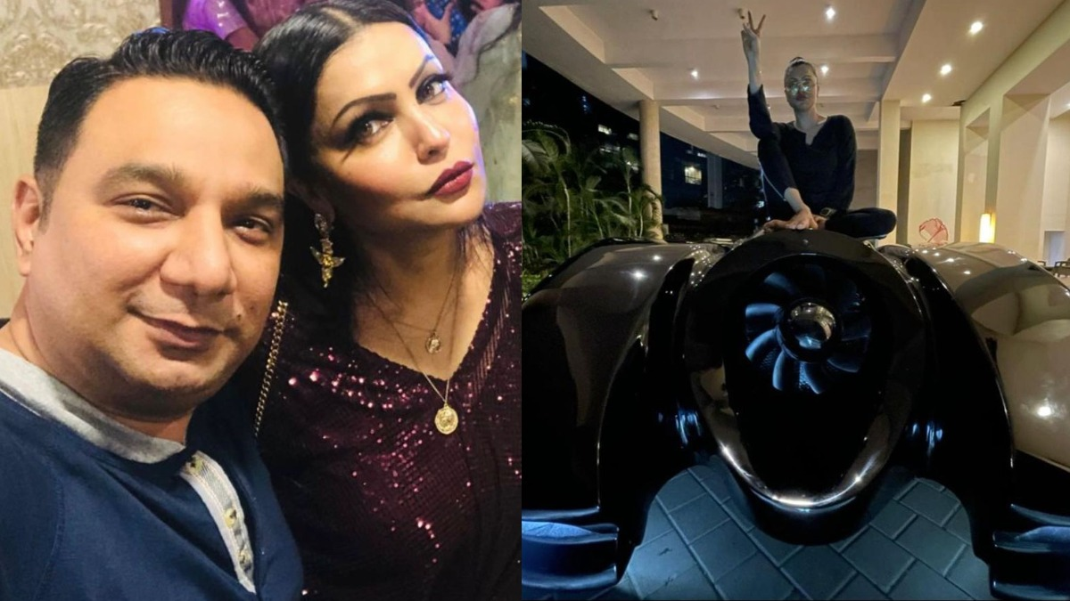 Ahmed Khan gifts wife Shaira Ahmed Khan family dream car; Are you curious to see their Dream Car?