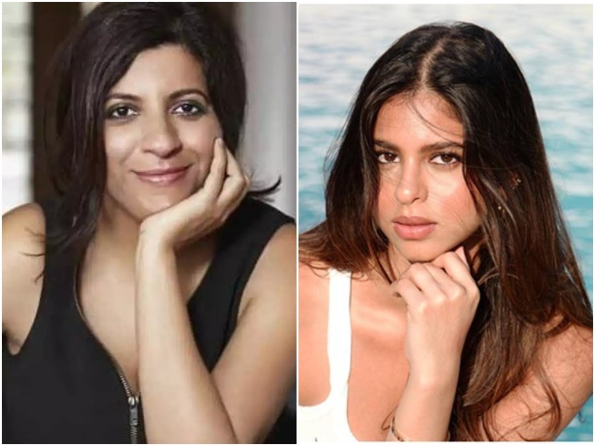 SRK daughter Suhana Khan to be launched by Zoya Akhtar