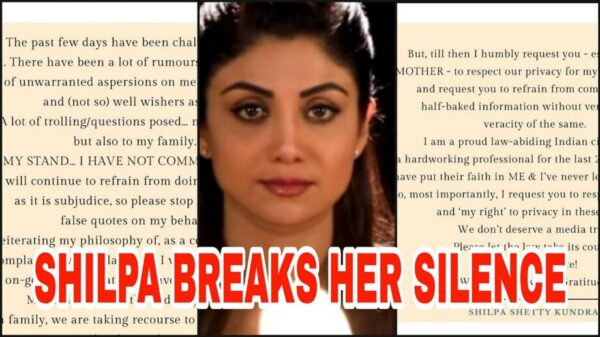 Raj Kundra pornography case | Shilpa Shetty requests for 'privacy' in her official statement