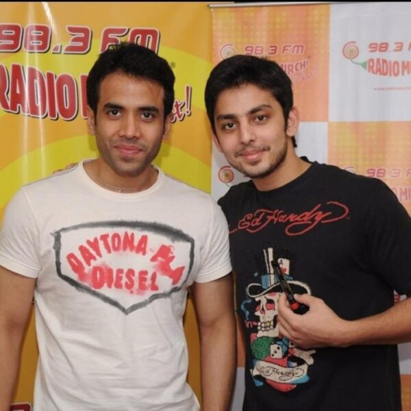 Himansh Kohli Gets Candid on his true friend and brother Tusshar Kapoor