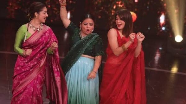 Dance Deewane: Yami Gautanm and Jacqueline Fernandes To Groove on Genda Phool With Dancing Queen Madhuri Dixit